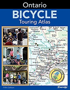 Ontario Bicycle Touring Atlas 9781894955218
