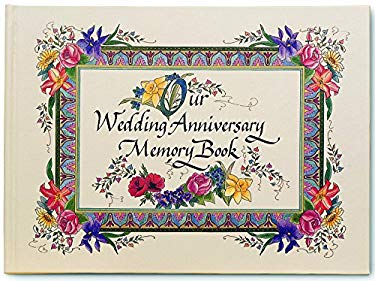 Our Wedding Anniversary Memory Book 9781892953001