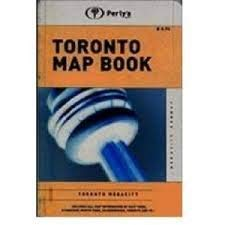 Perly's Megacity Map Book 9781894720137