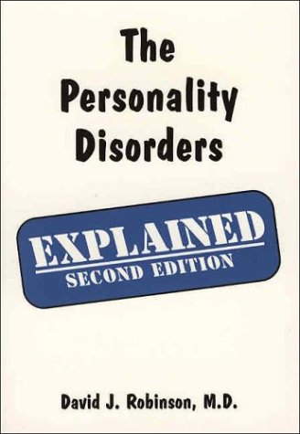 Personality Disorders Explained 9781894328265