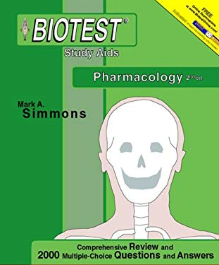 Pharmacology: Comprehensive Review and 2000 Multiple-Choice Questions and Answers