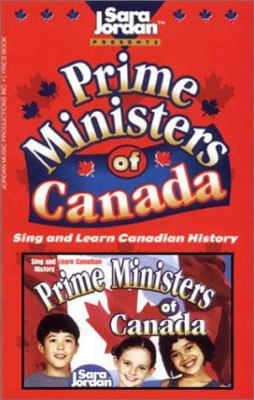 Prime Ministers of Canada (Cassette & Book) 9781894262590