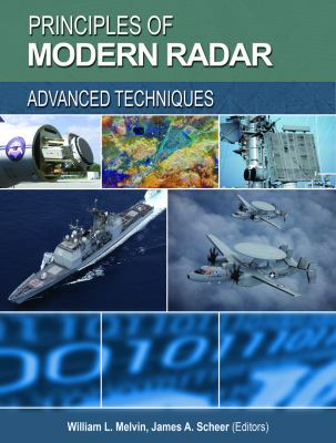Principles of Modern Radar: Advanced Techniques 9781891121531