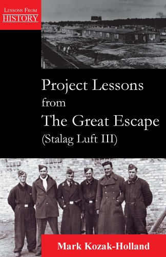 Project Lessons from the Great Escape (Stalag Luft III) 9781895186802