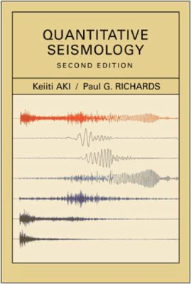 Quantitative Seismology 9781891389634
