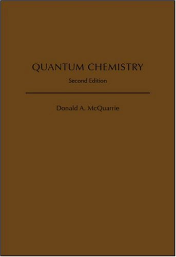 Quantum Chemistry - 2nd Edition