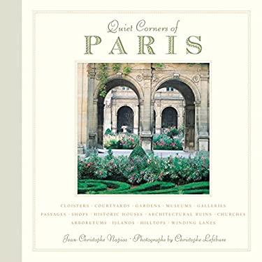 Quiet Corners of Paris 9781892145505