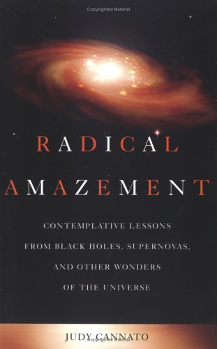 Radical Amazement: Contemplative Lessons from Black Holes, Supernovas, and Other Wonders of the Universe 9781893732995