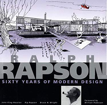 Ralph Rapson: Sixty Years of Modern Design