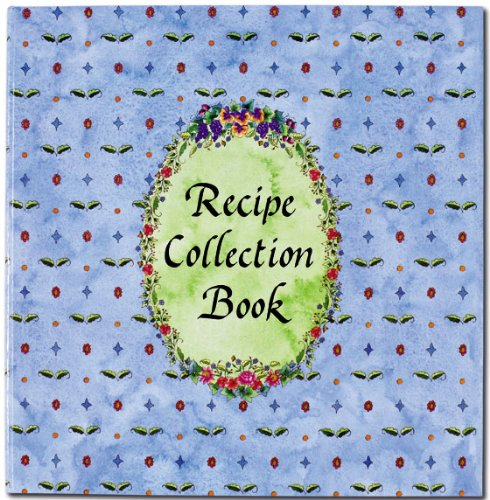Recipe Collection Book [With Recipe Cards] 9781892953421
