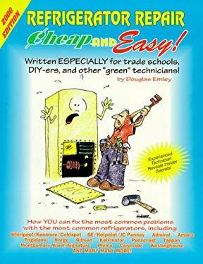 Refrigerator Repair 9781890386115