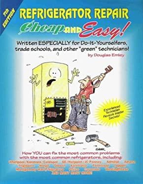 Refrigerator Repair 9781890386160