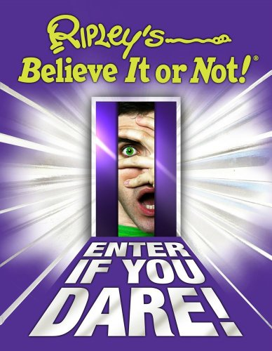 Ripley's Believe It or Not! Enter If You Dare 9781893951631