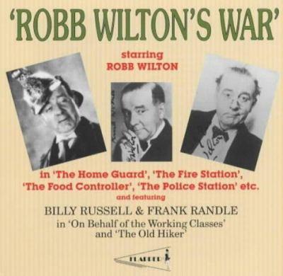 Rob Wilton's War 9781899644520