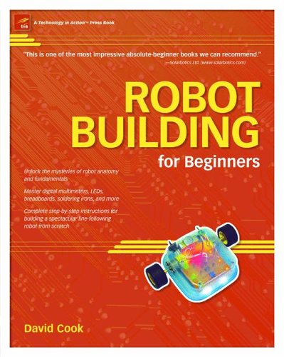 Robot Building for Beginners 9781893115446