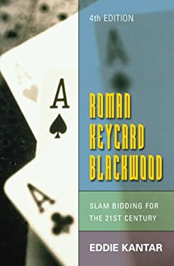 Roman Keycard Blackwood: Slam Bidding in the 21st Century 9781894154888