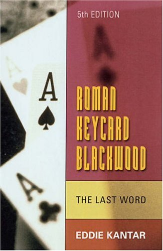 Roman Keycard Blackwood: The Final Word 9781897106358