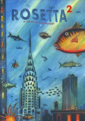 Rosetta: A Comics Anthology 9781891867620