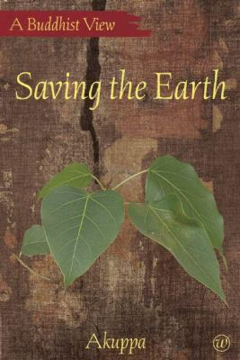 Saving the Earth 9781899579990