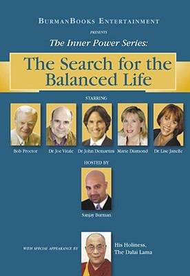 The Search for the Balanced Life DVD 9781897404102
