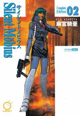 Silent Mobius, Volume 2 9781897376225