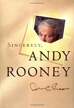Sincerly, Andy Rooney 9781891620348