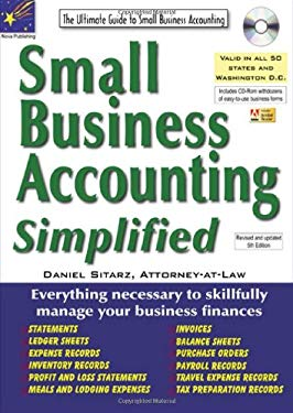 Small Business Accounting Simplified 9781892949509