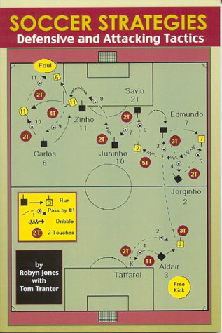 Soccer Strategies: Defensive and Attacking Tactics 9781890946326