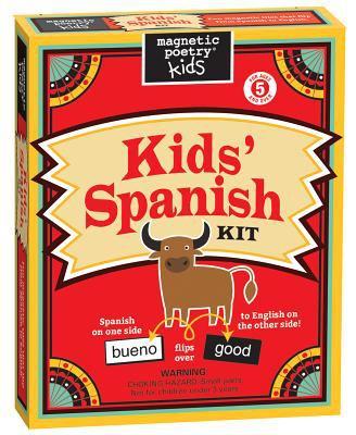 Spa-Kids Spanish 9781890560874