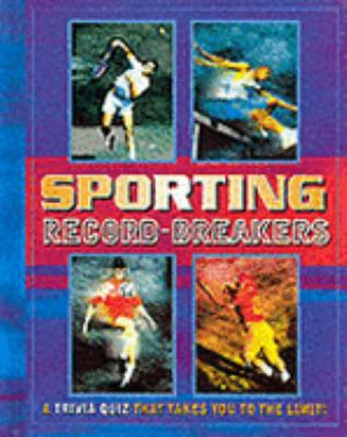 Sporting Record Breakers 9781899712755