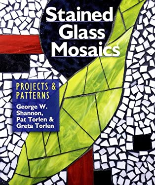 Stained Glass Mosaics: Projects & Pattern 9781895569339