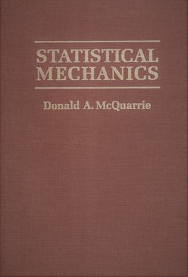 Statistical Mechanics 9781891389153