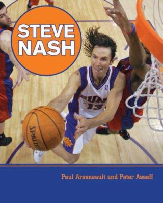 Steve Nash 9781894974257