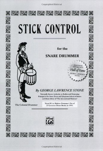 Stick Control: For the Snare Drummer 9781892764041
