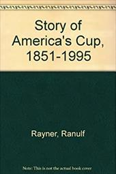 Story of America's Cup, 1851-1995 7727558