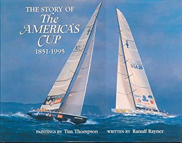 Story of the America's Cup 9781894020695