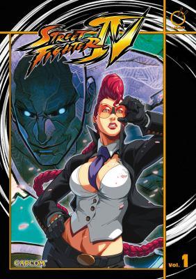 Street Fighter IV, Vol. 1 Ken Siu-Chong and Joe Ng