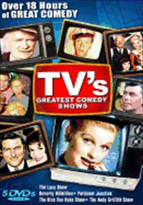 TV's Greatest Comedy Shows