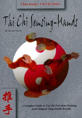 Tai Chi Sensing Hands 9781892515155