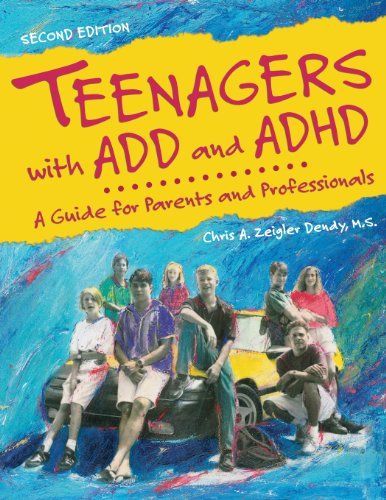 Teenagers with ADD and ADHD: A guide for parents and professionals 9781890627317