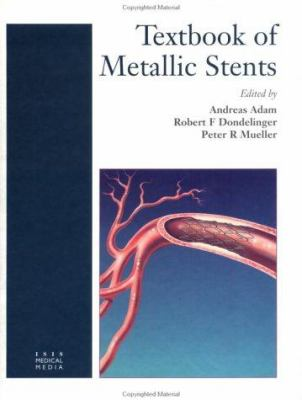 Textbook of Metallic Stents 9781899066322