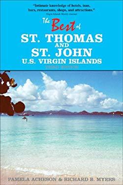 The Best of St. Thomas and St. John, U.S. Virgin Islands 9781892285126