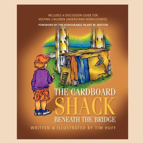 The Cardboard Shack Beneath the Bridge 9781897186091