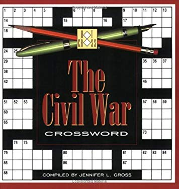 The Civil War Crossword 9781892514301