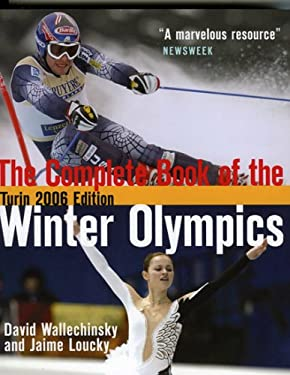 The Complete Book of the Winter Olympics 9781894963459