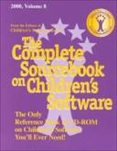 The Complete Sourcebook on Children's Software [With CDROM] 7712009