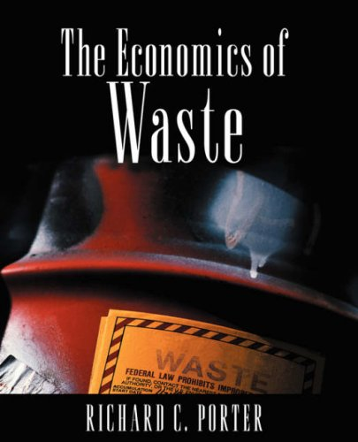 The Economics of Waste 9781891853432
