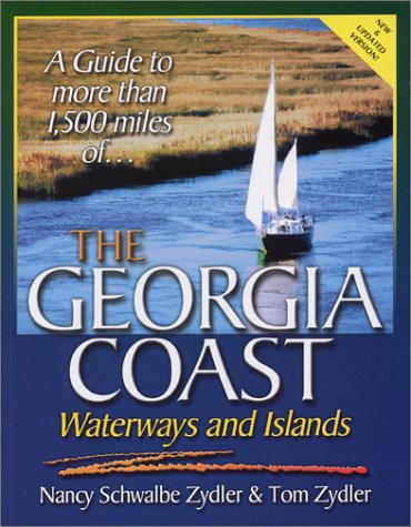 The Georgia Coast: Waterways and Islands 9781892399076