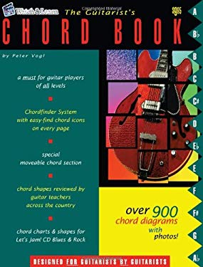 The Guitarist's Chord Book 9781893907423