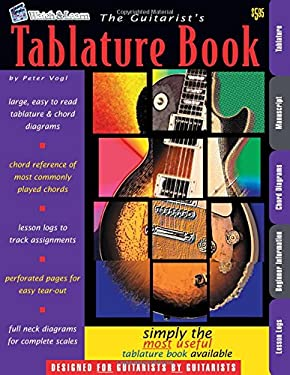 The Guitarist's Tablature Book